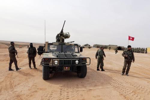 Un muro tra Tunisia e Libia contro la minaccia del jihad 5