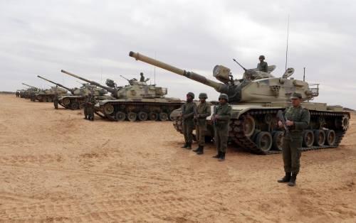 Un muro tra Tunisia e Libia contro la minaccia del jihad 10