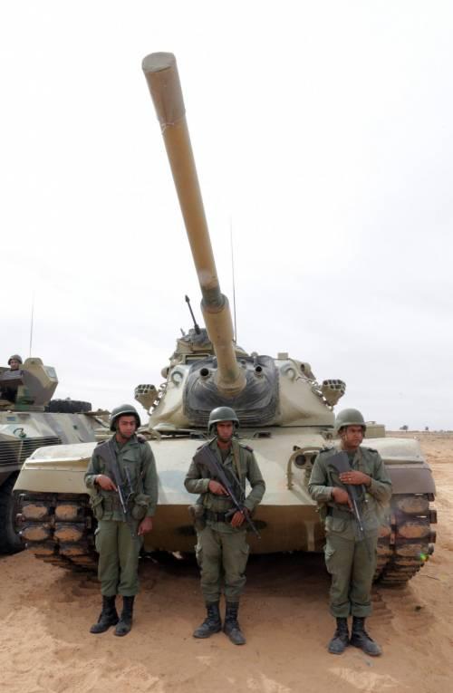 Un muro tra Tunisia e Libia contro la minaccia del jihad 12