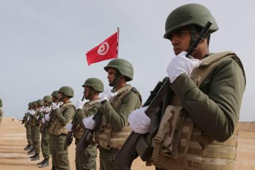 Un muro tra Tunisia e Libia contro la minaccia del jihad 3
