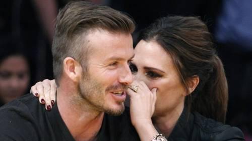 David e Victoria Beckham, immagini 2