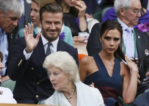 David e Victoria Beckham, immagini 4