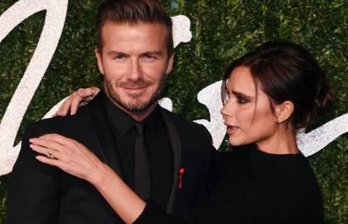 David e Victoria Beckham, immagini 10