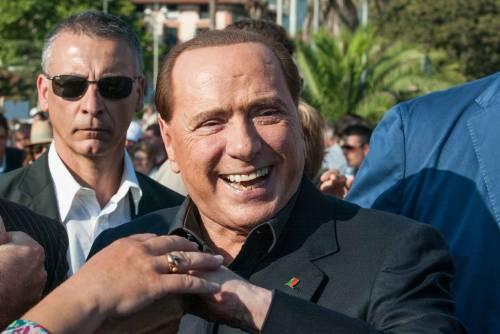 """Silvio Berlusconi: """"Il Milan può arrivare in Champions"""""""