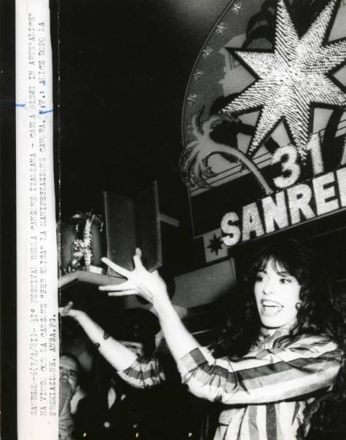 Sanremo, i cantanti storici 13
