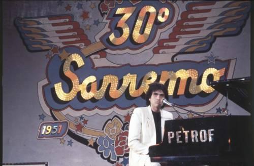 Sanremo, i cantanti storici 35