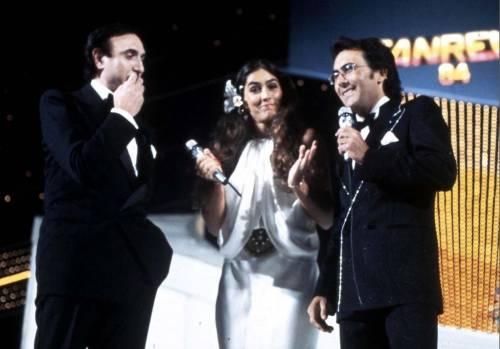 Sanremo, i cantanti storici 37