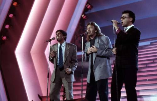 Sanremo, i cantanti storici 41