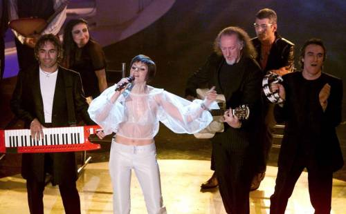 Sanremo, i cantanti storici 45