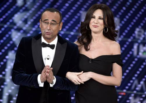 Sanremo 2016: gli abiti della prima serata 27