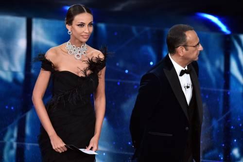 Sanremo 2016: gli abiti della prima serata 34