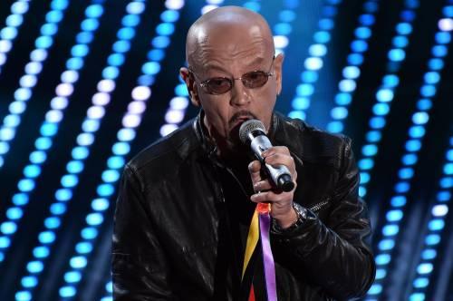 Sanremo 2016: gli abiti della prima serata 21