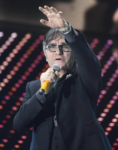 Sanremo 2016: gli abiti della prima serata 58