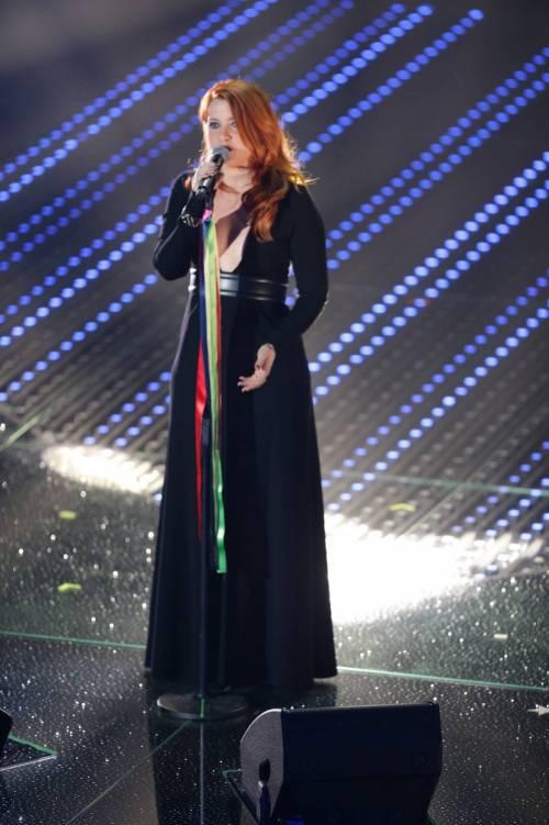 Sanremo 2016: gli abiti della prima serata 65