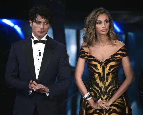 Sanremo 2016: gli abiti della prima serata 79