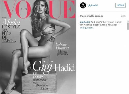 Gigi Hadid, le immagini 2