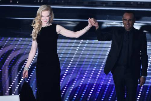 Nicole Kidman a Sanremo 3