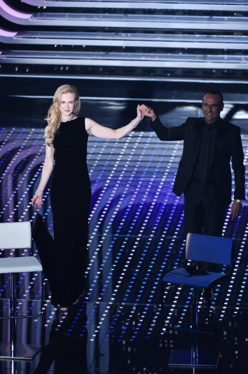Nicole Kidman a Sanremo 6