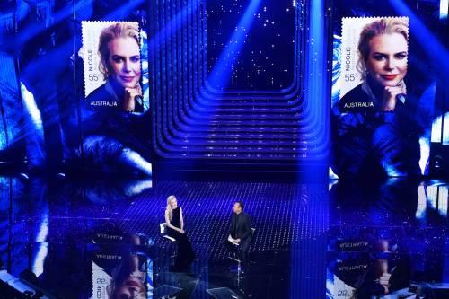 Nicole Kidman a Sanremo 4