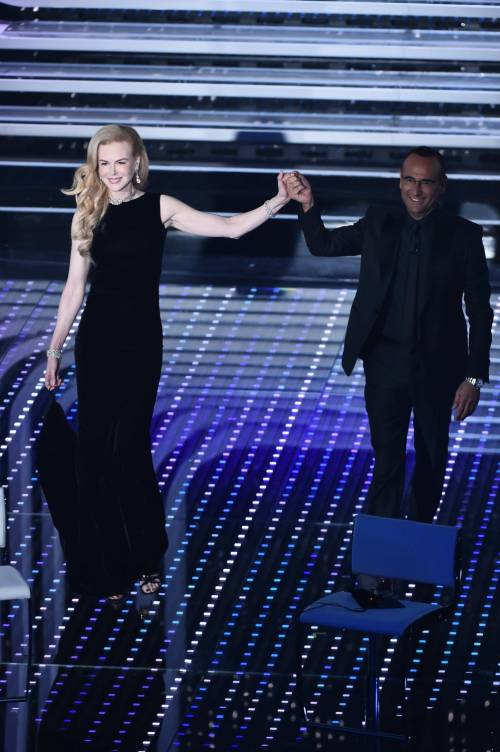 Nicole Kidman a Sanremo 10