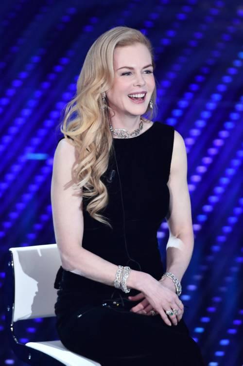Nicole Kidman a Sanremo 2