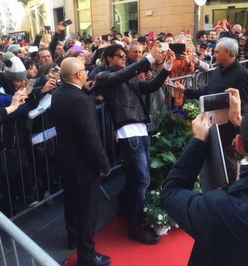 I VIP si preparano a Sanremo 2016, foto 7