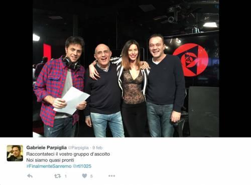 I VIP si preparano a Sanremo 2016, foto 17