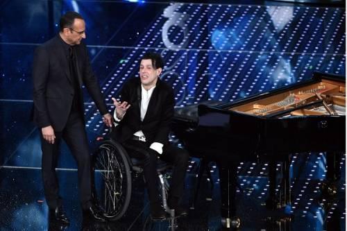 Ezio Bosso, il pianista che ha commosso Sanremo 2016. Le foto 6