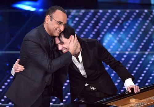 Ezio Bosso, il pianista che ha commosso Sanremo 2016. Le foto 8