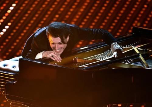 Ezio Bosso, il pianista che ha commosso Sanremo 2016. Le foto 14