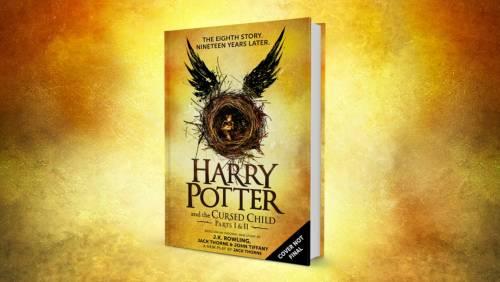 """A luglio Harry Potter and the Cursed Child, """"l'ottavo libro"""" della saga"""