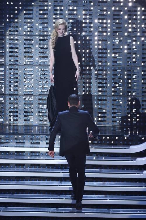 Nicole Kidman e Ellie Goulding a Sanremo 2016 2