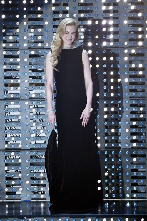 Nicole Kidman e Ellie Goulding a Sanremo 2016 7