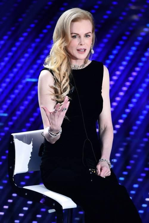 Nicole Kidman e Ellie Goulding a Sanremo 2016 8
