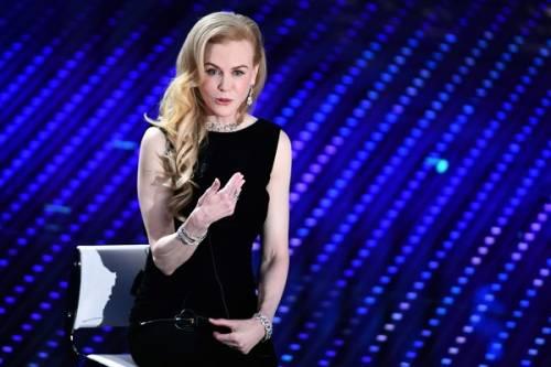 Nicole Kidman e Ellie Goulding a Sanremo 2016 9
