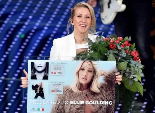 Nicole Kidman e Ellie Goulding a Sanremo 2016 13