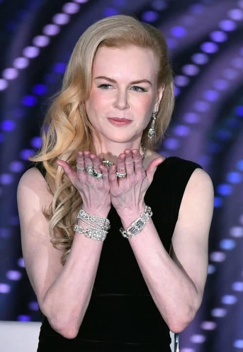 Nicole Kidman e Ellie Goulding a Sanremo 2016 16