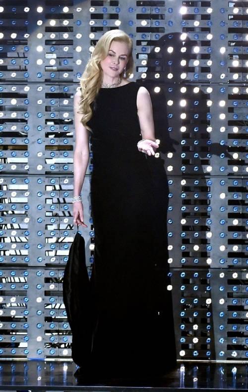 Nicole Kidman e Ellie Goulding a Sanremo 2016 17