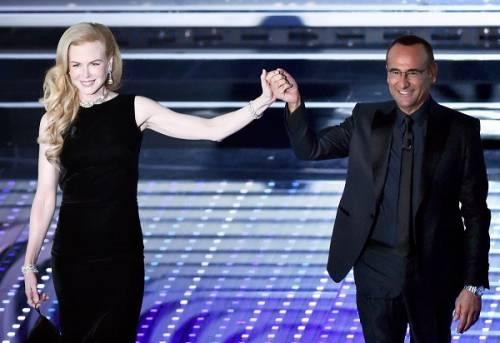 Nicole Kidman e Ellie Goulding a Sanremo 2016 20