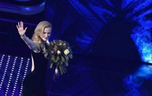 Nicole Kidman e Ellie Goulding a Sanremo 2016 19