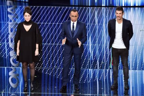 """Sanremo, Miele eliminata: """"No alla riammissione"""""""