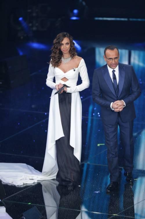 Madalina Ghenea, i sexy abiti a Sanremo 2016 2