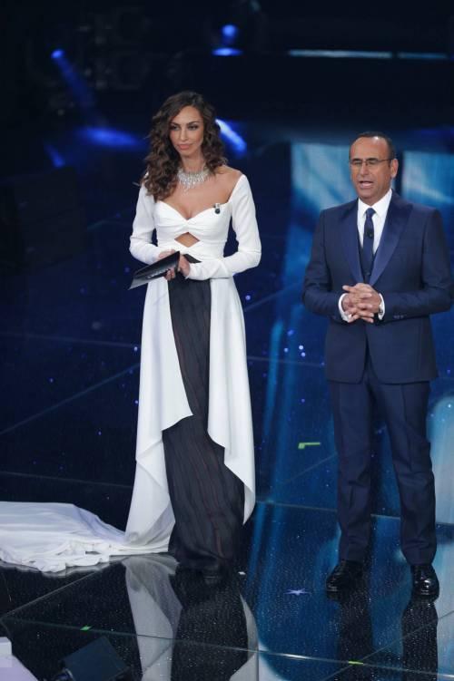 Madalina Ghenea, i sexy abiti a Sanremo 2016 3