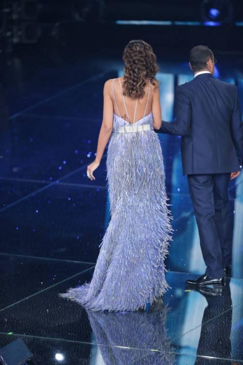 Madalina Ghenea, i sexy abiti a Sanremo 2016 43