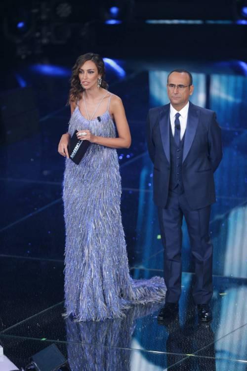 Madalina Ghenea, i sexy abiti a Sanremo 2016 45
