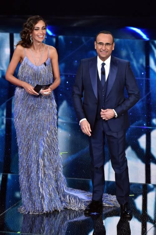 Madalina Ghenea, i sexy abiti a Sanremo 2016 52