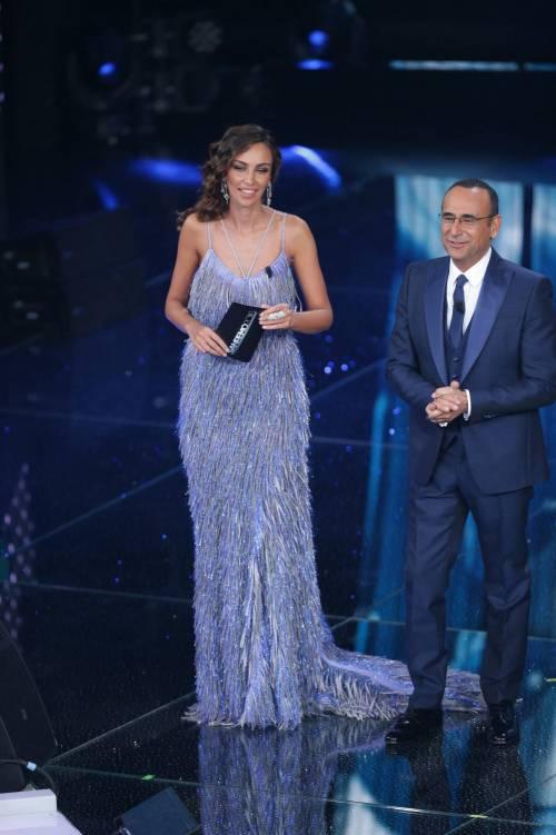 Madalina Ghenea, i sexy abiti a Sanremo 2016 57