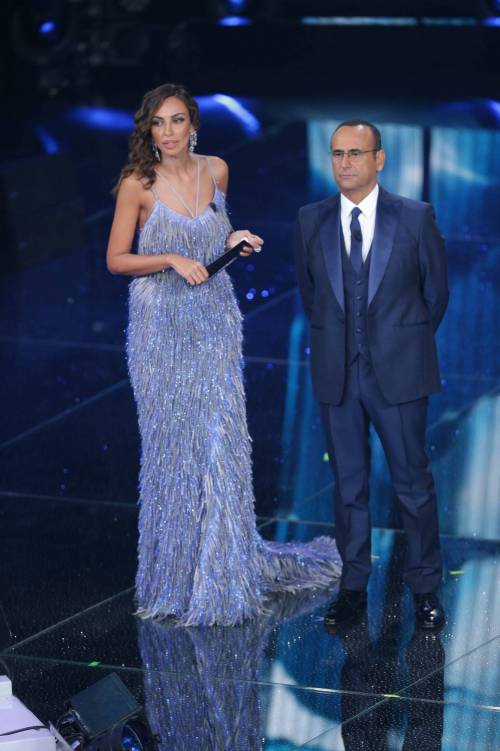 Madalina Ghenea, i sexy abiti a Sanremo 2016 60