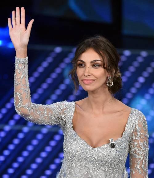 Madalina Ghenea, i sexy abiti a Sanremo 2016 63