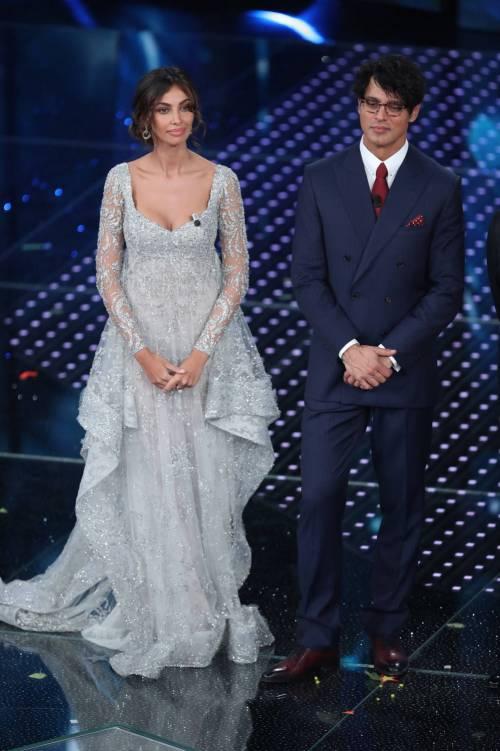 Madalina Ghenea, i sexy abiti a Sanremo 2016 71